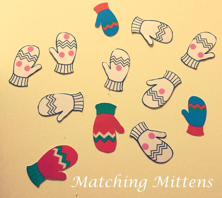 Matching Mittens